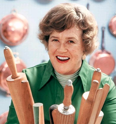 Julia with rolling pins
