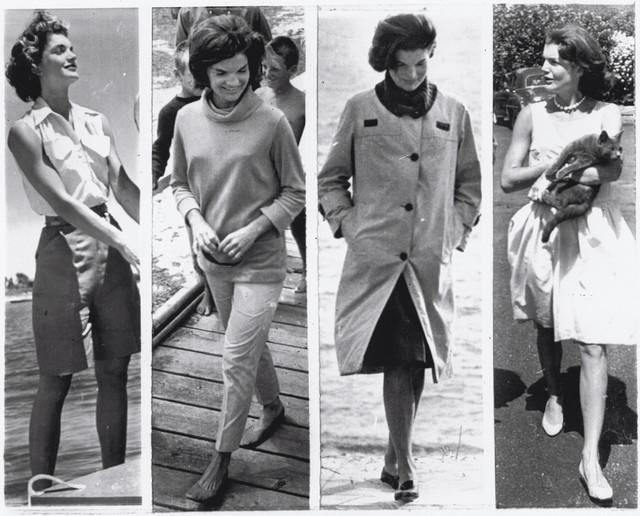 Classic fashion, Jackie style